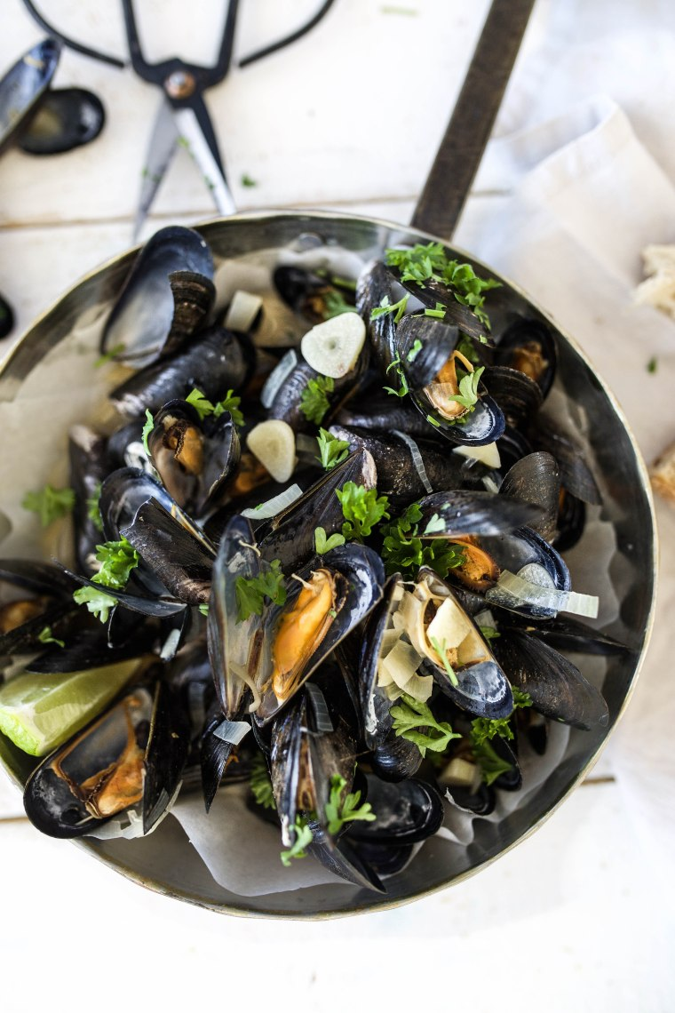 rustic mussels2 (1 of 1)