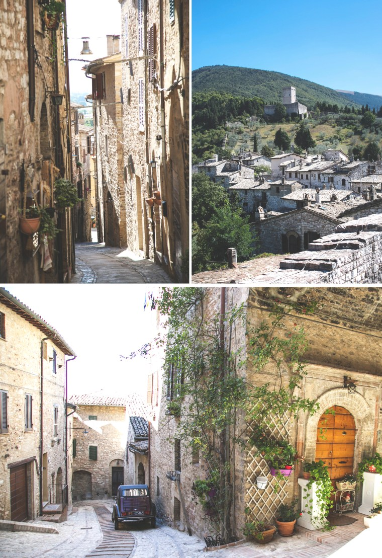 spello old town