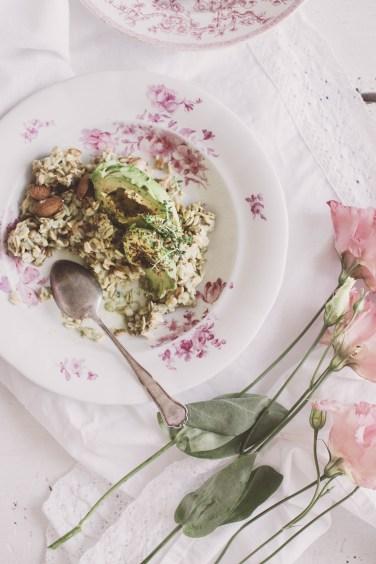 matcha porridge9