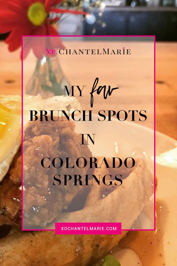 Best Brunch Restaurants in Colorado Springs