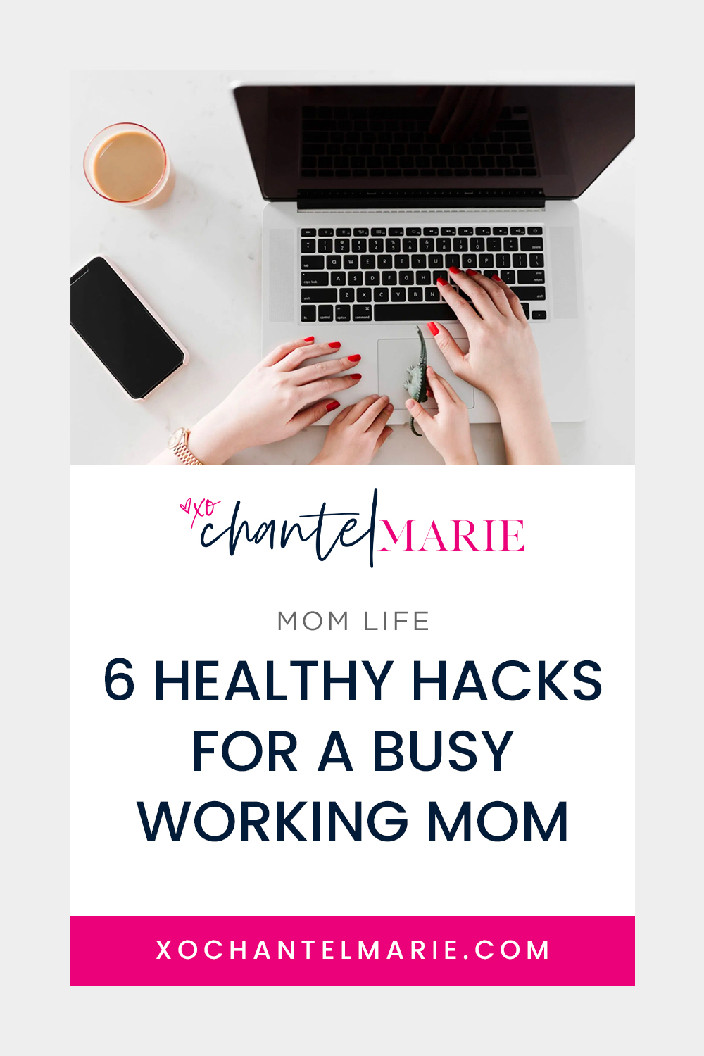 6 Healthy Hacks for a Busy Working Mom