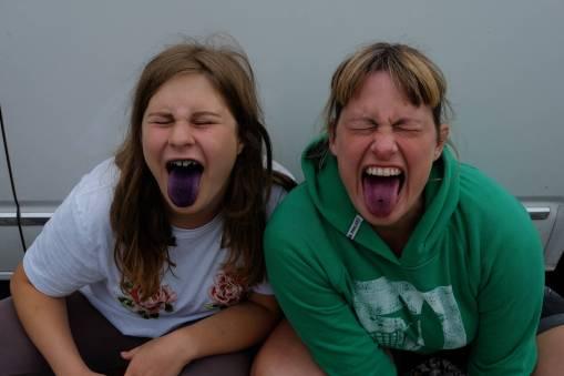 """Am Rusken See -""""Schau!Schau!"""", Blaubeeren sind nicht nur lecker, sie sehen auch gut aus!"""