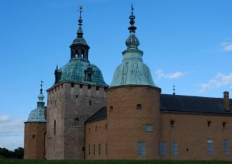 das Schloss in Kalmar