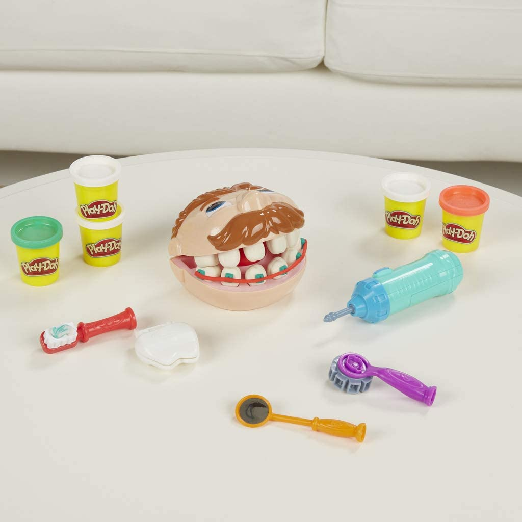 Play-Doh - Dentista Bromista