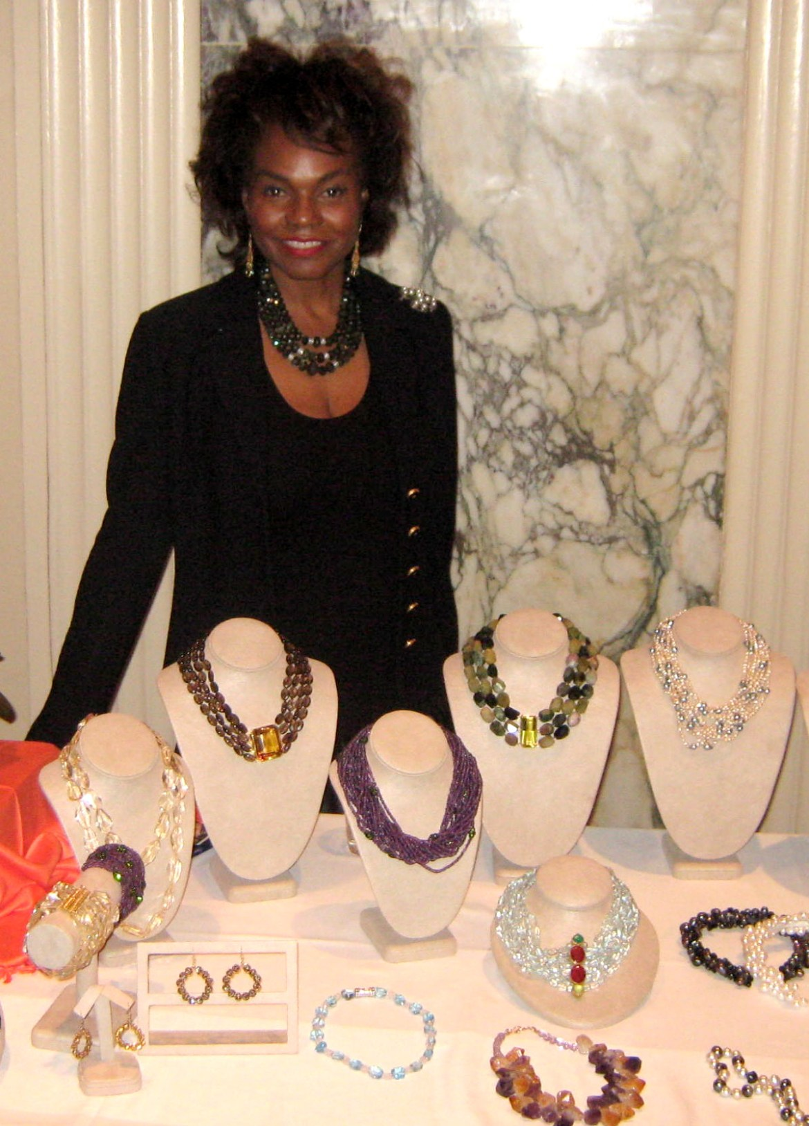 Alexandra anh Her lovely pieces