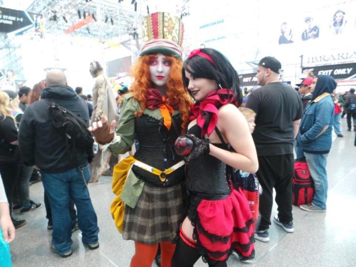 NYC Comic Con 2014 (5)