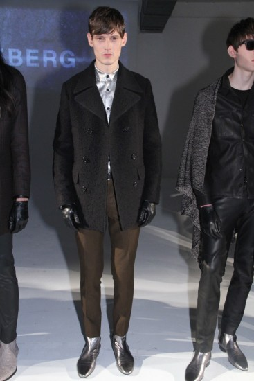 J.Lindeberg Autumn/Winter 2015 Menswear Collection