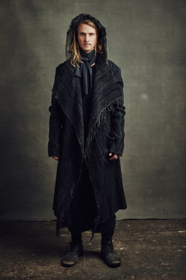 Greg Lauren Presents FW16 Menswear at NYFWM (10)