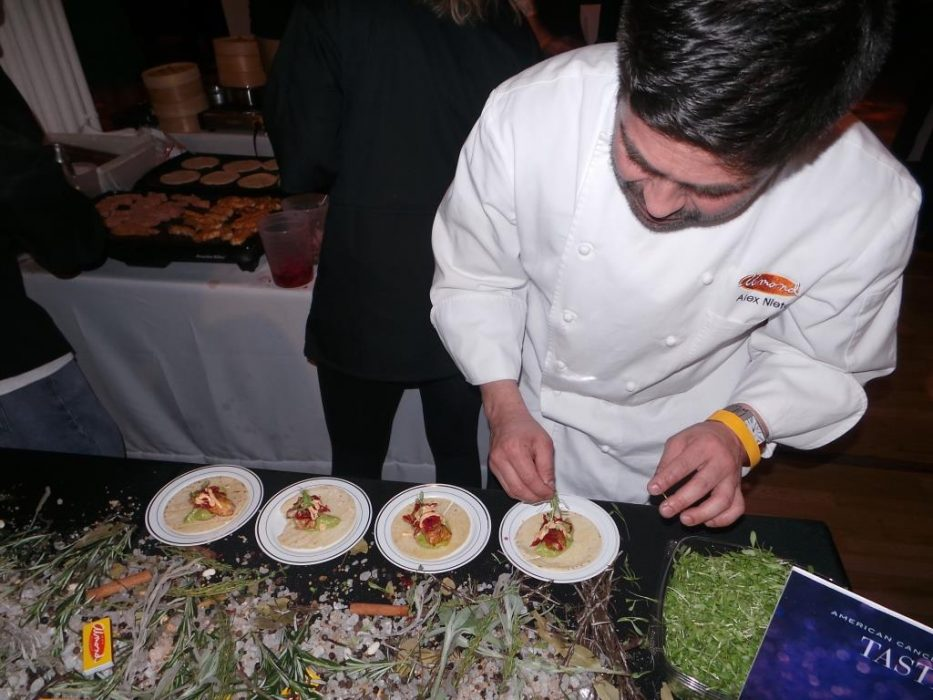 American Cancer Society Hosted Its 11th Annual Taste Of Hope Event Honoring David Burke, Drew Nieporent and Jean Shafiroff (17)