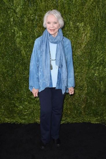 Actress Ellen Burstyn