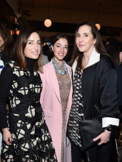 Actress Zoe Lister-Jones, Olivia Thirlby