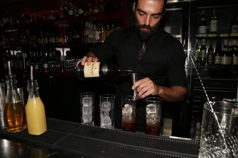 Hennessy Toast Celebrity Stylist, Darius Baptist (4)