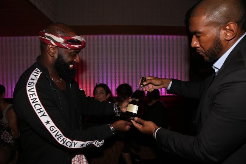 Hennessy Toast Celebrity Stylist, Darius Baptist (9)
