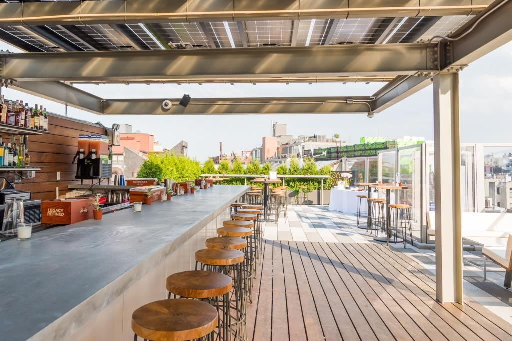 RFTP is Williamsburg's Newest Rooftop Bar and Lounge | xoJohn
