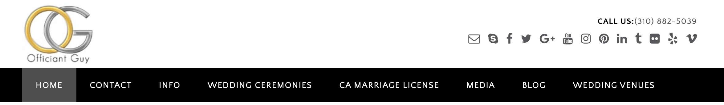 Officiant Guy Wedding Officiant Los Angeles