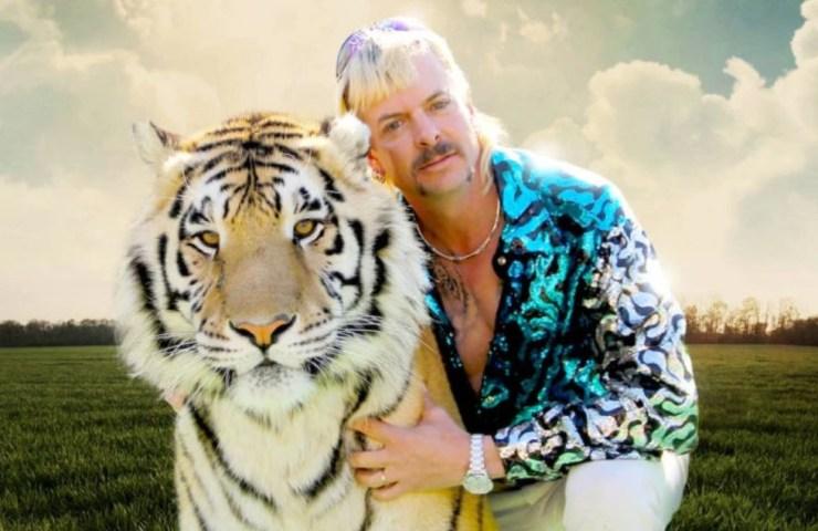 tiger king Joe Exotic polygamist wedding