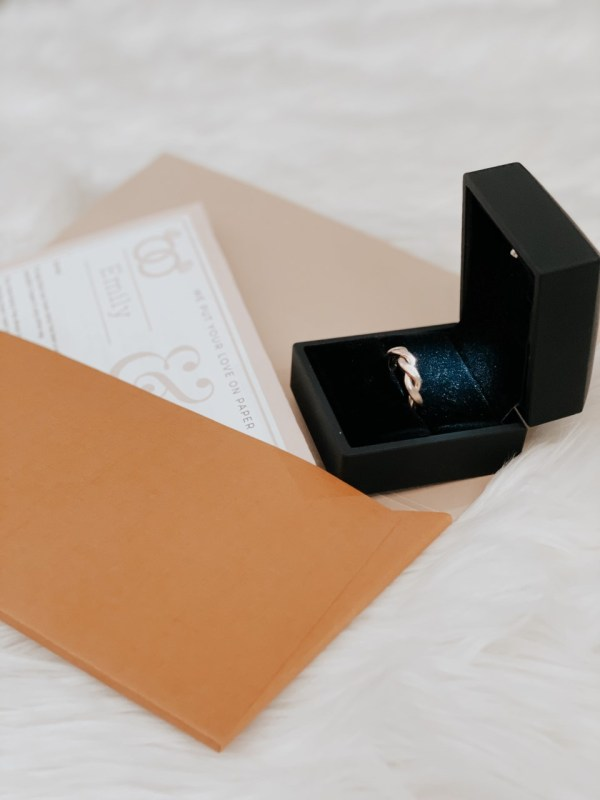 wedding letter writing service