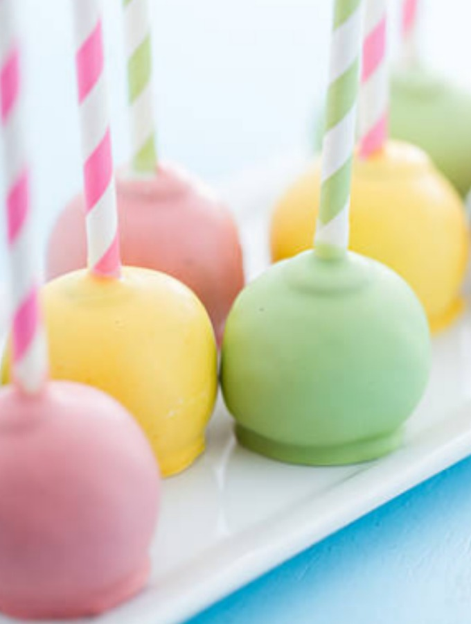 How to Make The Perfect Cake Pops, Recipe by @xokatierosario