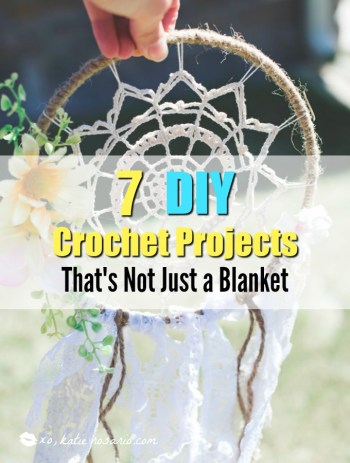 diy crochet projects for patterns that is more than a blanket easy projects for beginers
