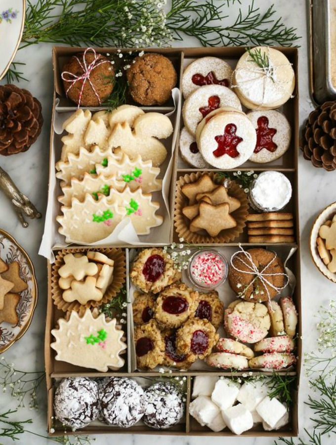 25 Days Of Christmas Cookie Exchange Xo Katie Rosario