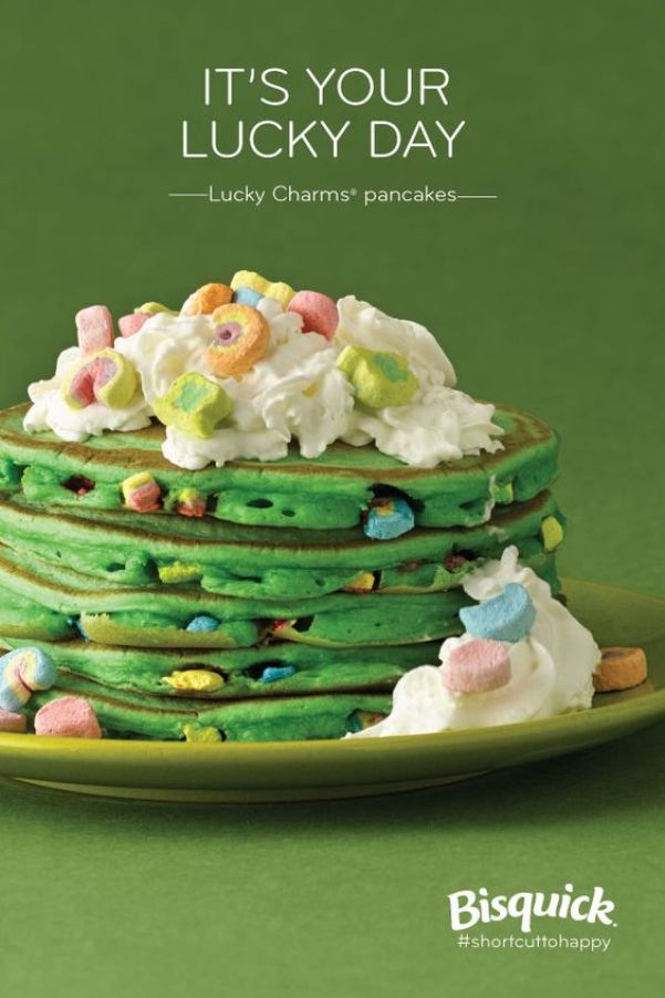 OMG! I love Lucky Charms cereal. It was my favorite cereal brand growing up. These recipes are genius and celebrate St. Patrick's Day! I love turning Lucky Charms into delicious dessert recipes like cakes, cookies, ice cream and more. Check out 10 of the coolest Lucky Charms recipes and desserts perfect for adding a little whimsy to your St. Patrick's Day festivities! #stpatricksday #stpattyday #stpatricksdayrecipes #desserts #luckycharms