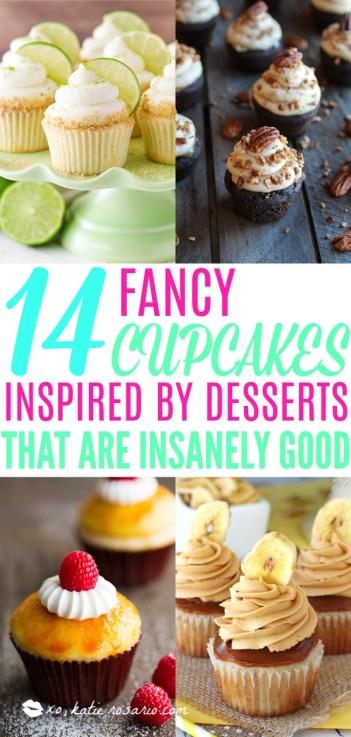 Cupcakes Favorite Desserts