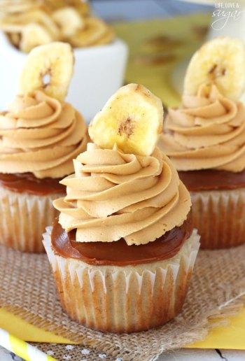 Banoffee Cupcakes Favorite Cupcakes