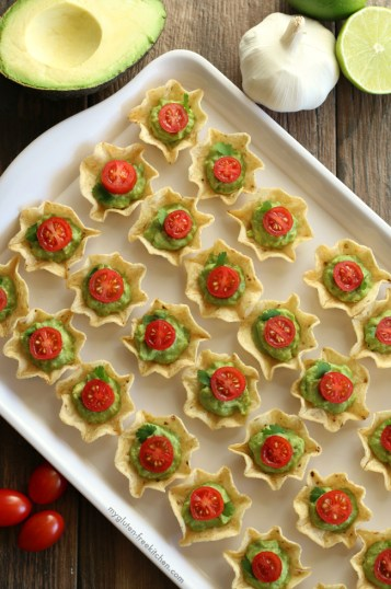 Guacamole Bites Quick Appetizers for Easy Entertaining