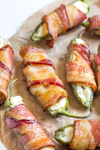 Cheesy Jalapeno Poppers Quick Appetizers for Easy Entertaining