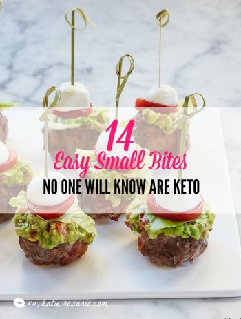 These keto snacks are perfect when hunger strikes you and you need something quick and easy that is low carb and suitable for the ketogenic diet! Click through to find 14 keto snack bites! Keto snacks on the go, keto snacks easy, keto snacks ketogenic diet. #xokatierosario #ketogenicrecipes #ketorecipes #ketobites