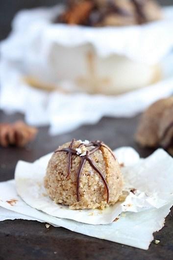 Date Free Chai Spiced Fudge   Keto Small Bites & Snack Recipes