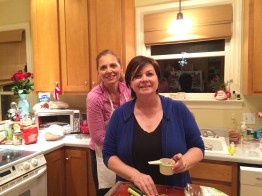 Mom and Aunt Lisa <3