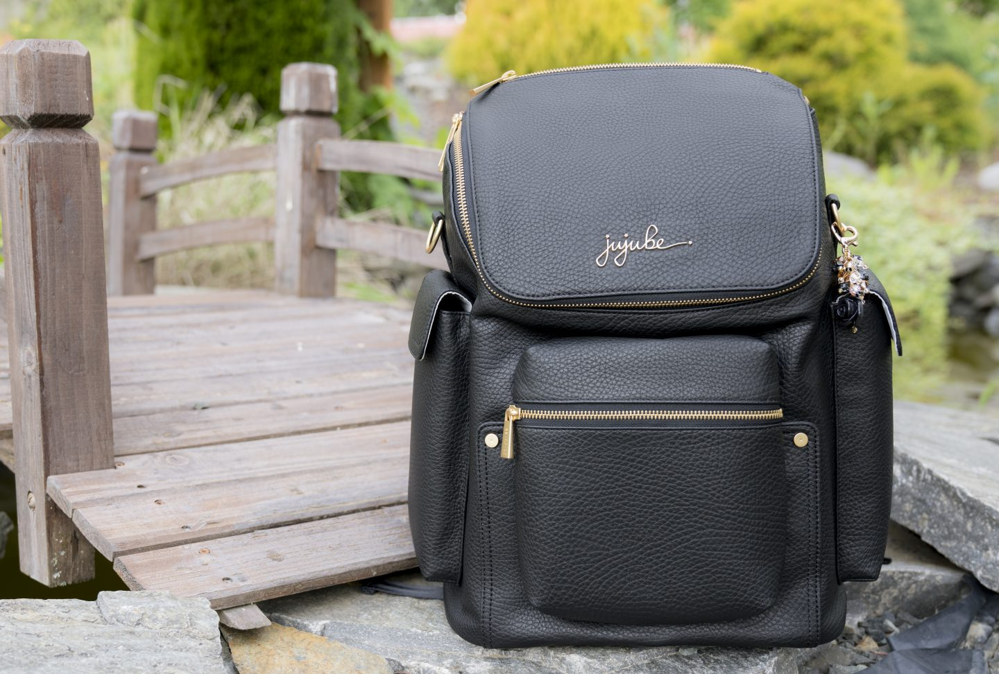 jujube ever collection forever backpack in noir