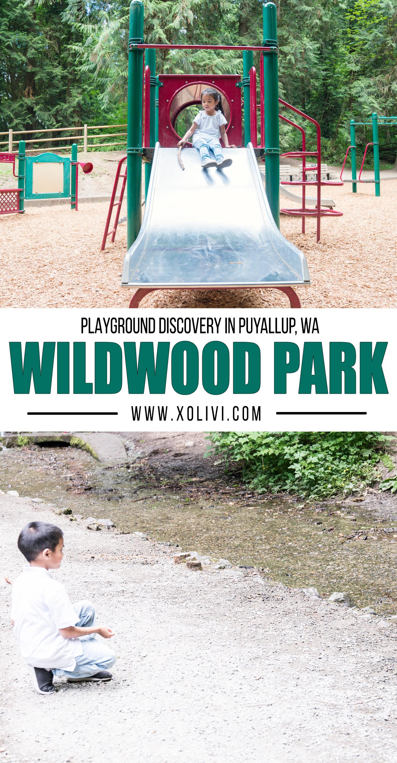 wildwood park puyallup washington