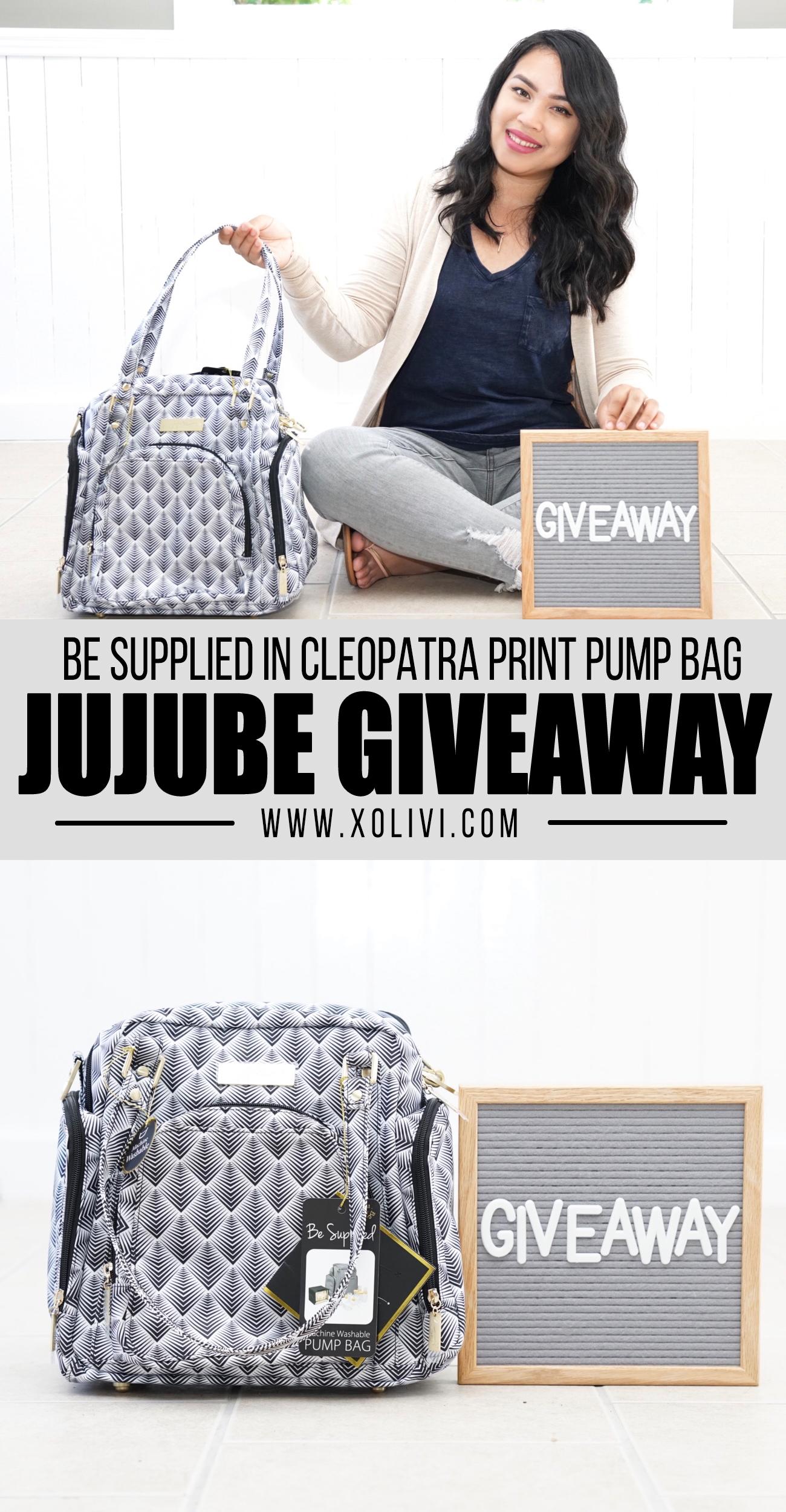 jujube be supplied pump bag