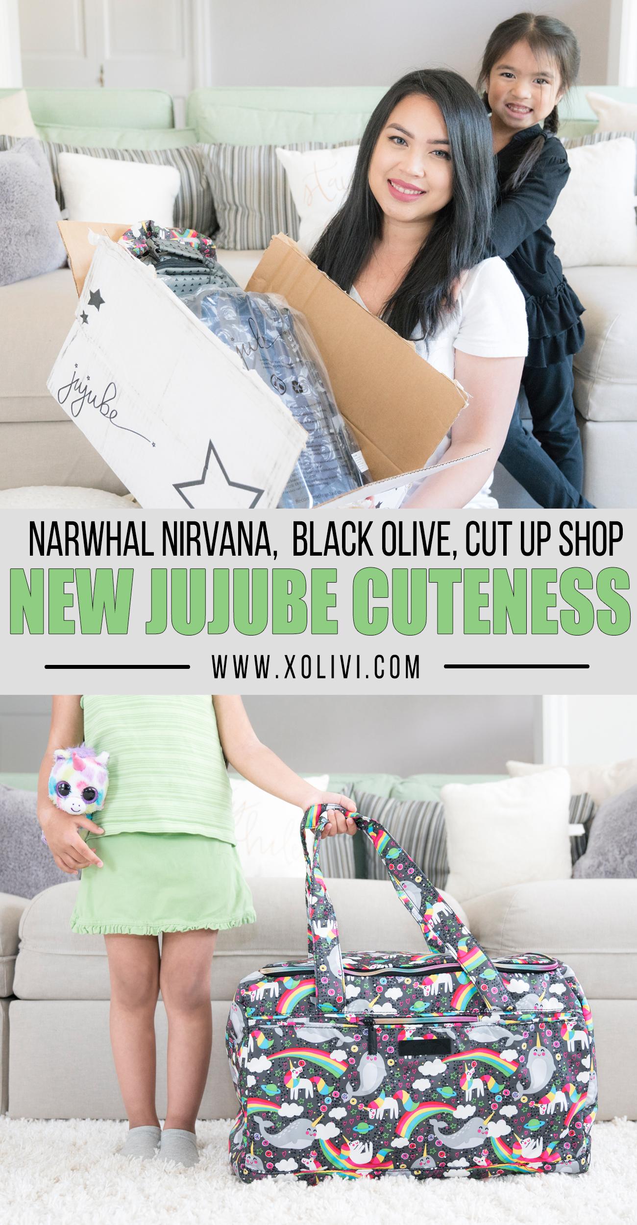 Jujube Narwhal Nirvana Black Olive