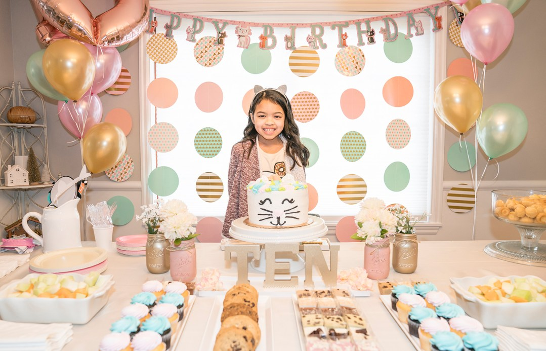 My Big Girl Loved The Outcome Of Her Birthday Party And Had So Much Fun I Hope This 10th Decoration Ideas Helped You Find Some Inspiration