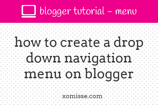 create-a-drop-down-navigation-menu
