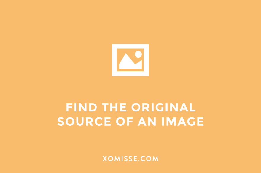 How to find the original source of any image and see who has been using your images online