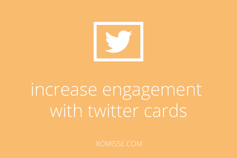 how to set up Twitter Cards