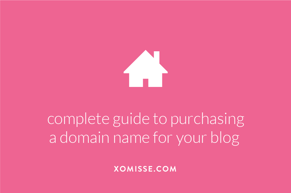 Domains 101: A complete guide to purchasing a domain name for your blog