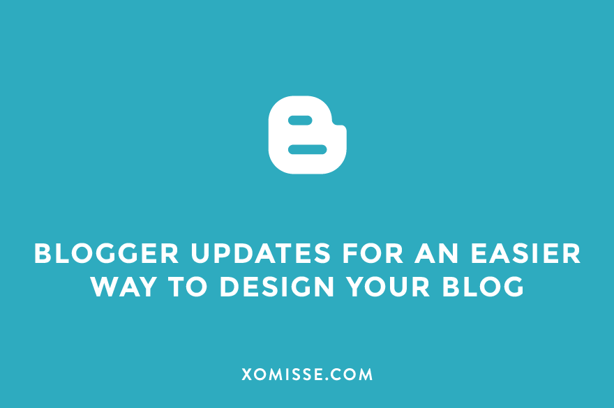 Blogger updates the HTML editor