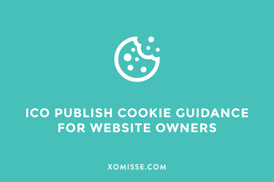 ICO publish cookie guidelines for website owners