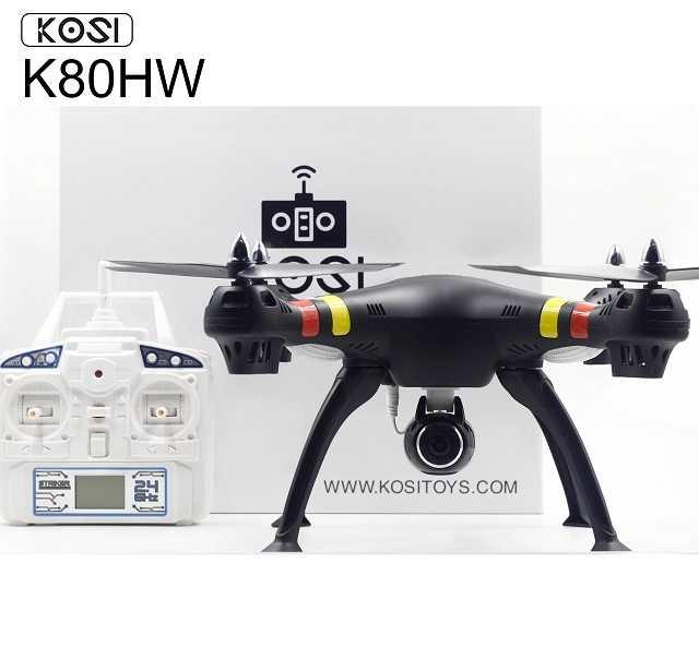 KOSI K80HW drone flycam camera hd