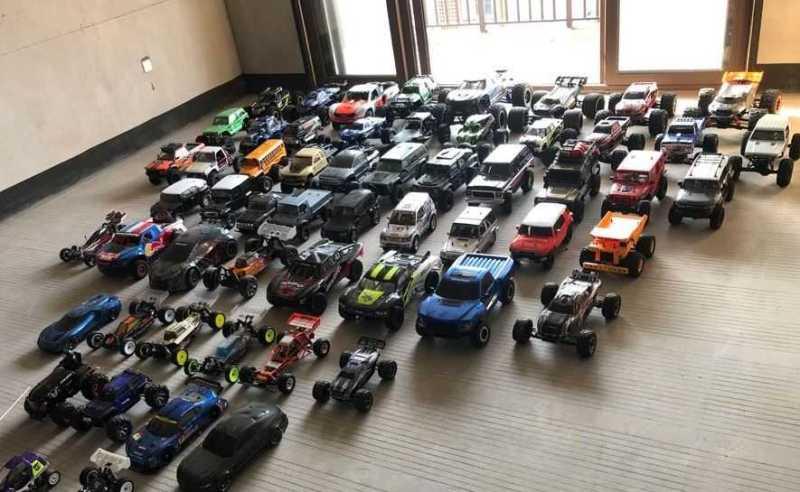 Chọn mua xe điều khiển không hề dễ dàng