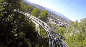 Alpine Coaster Park City