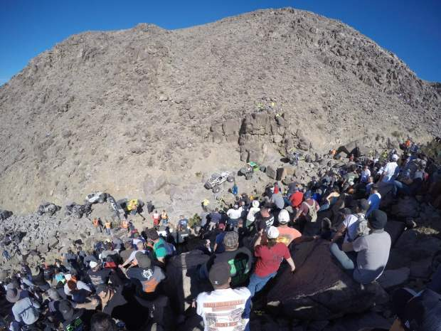 King of the Hammers fans