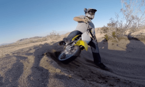 Mini Bike Action GoPro