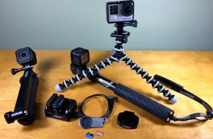 First GoPro Accessories