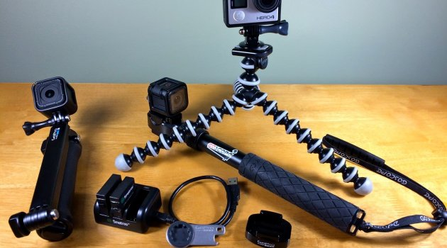 Best First GoPro Accessories